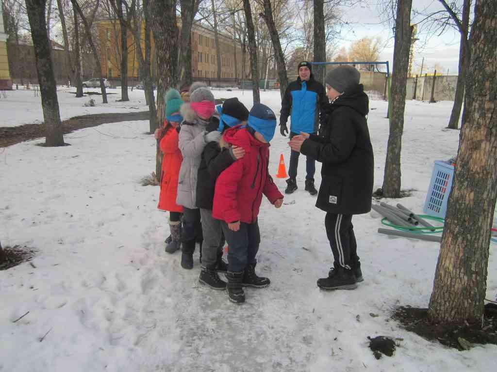«Марафон зимних игр в ПК «Звёздный»