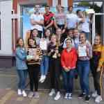 «Мы вместе!» Городской фестиваль подростковых клубов по месту жительства