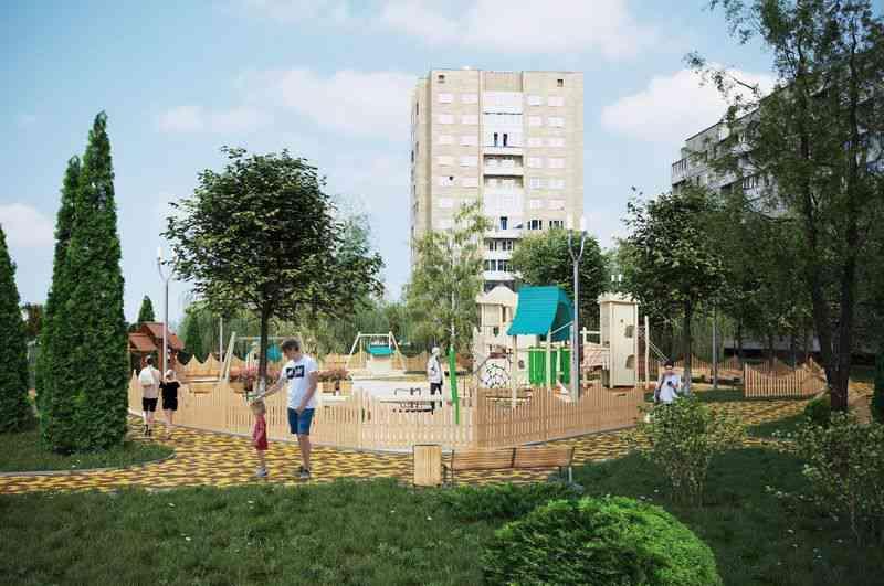 Тамбовчане смогут выбрать название детского городка на Набережной
